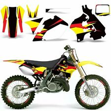 custom fit motorcycle accessories for suzuki rm125 ebay rh ebay com 2001 Suzuki RM 125 Manual 1999 Suzuki RM 125 Manual