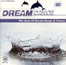 DREAM DANCE VOL. 22 - THE BEST OF DREAM HOUSE & TRANCE / 2 CD-SET
