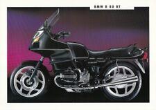 P37 + BMW R 80 RT + Prospekt flyer + 1 Blatt / 2 Seiten