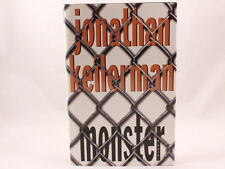 VERY GOOD++!! Monster by Jonathan Kellerman