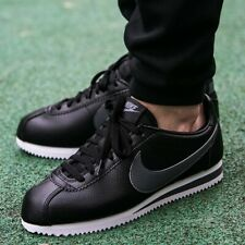 Nike Classic Cortez Gray Athletic Shoes for Men for Sale ...