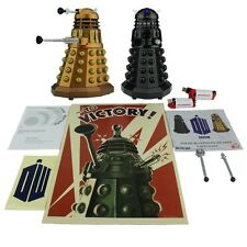 Doctor Who Dalek Portable Bluetooth Speaker Combo Pack with LEDs & Sound Effects