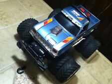 RARE Vintage Nikko Big Brutus 4x4x8 Winch Off Road RC Truck 1:16 Scale READ