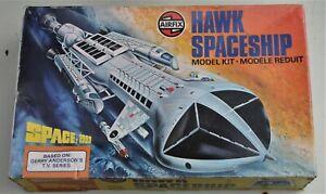 AIRFIX Gerry Anderson SPACE 1999 Hawk Spaceship un built kit with box