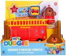 Hey Duggee Duggee's Rescue Vehicle & Figure with Rescue Badge