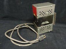 Sola Constant Voltage Transformer 23 22 112 2 Serial 8l Used