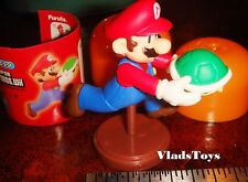 Furuta Choco Egg Super Mario Bros. Wii #2 Mario with Shell Mint in Egg US Dealer