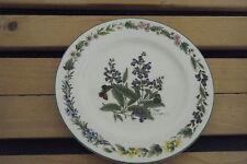C4 Pottery Royal Worcester Herbs Medium plate 21x2 cm  7C2C
