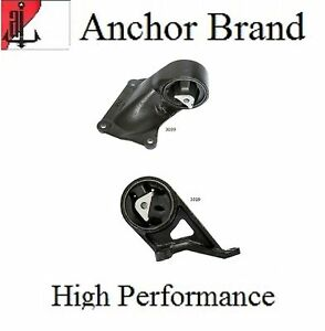 2 PCS Motor Mount For 1999-2004 Jeep Grand Cherokee 4.0L