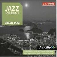 JAZZ DISTRICT - BRAZIL JAZZ (KULTURSPIEGEL) 2 CD NEW