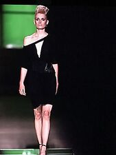 VERSACE READY TO WEAR LITTLE BLACK DRESS SIZE 40 - ITALY