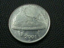 INDIA  50 Paise  2001 H , COMBINED SHIPPING