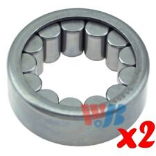 Pair of 2 New Rear Wheel Bearing WJB WB513067 Interchange 513067 DK59047