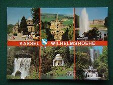 KASSEL WILHELMSHOEHE POSTCARD