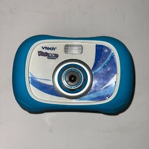 Vtech kidizoom blue good used condition untested Read!! E1