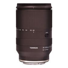 Tamron 28-200mm f/2.8-5.6 Lente Para Sony Di III Rxd E