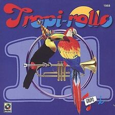 Various Artists : Tropirollo 11 CD