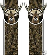 Truck Bed Decal - Camo Deer Hunting- Striping Graphics Vinyl Sticker