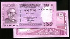 Bangladesh , P New,10 Taka , 2012 , Unc