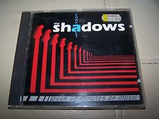THE SHADOWS COMPACT SHADOWS RARE CD ALBUM 1984 MADE IN W GERMANY 823 080-2