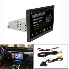 "9 ""1 DIN einstellbar Android 8.1 HD Autoradio Video Player GPS + Rückfahrkamera"
