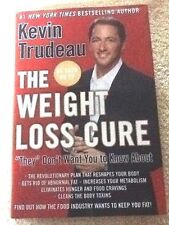 """2007 KEVIN TRUDEAU """"THE WEIGHT LOSS CURE"""""""