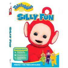 Teletubbies: Silly Fun (DVD, 2017) NEW