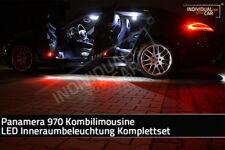 LED Innenraumbeleuchtung SET für Porsche Panamera 970 1. Generation - Cool-White