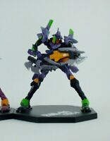*B3177-7 Bandai Neon Genesis Evangelion EVA01 Type-F Purple Figure Japan Anime