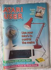 63101 Issue Vol 02 No 04 Atari User Magazine 1986