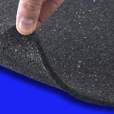 Gummimatten mit rutschhemmender Oberfl/ächenstruktur Feinriefen 200x200 cm St/ärke: 3 mm Meterware in vielen Gr/ö/ßen Schwarz Gummil/äufer