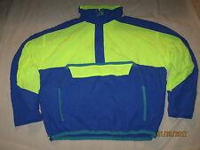 Claybrooke International Vintage 90s Windbreaker Jacket Adult Men XL Iridescent
