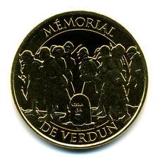 55 FLEURY-DEVANT-DOUAUMONT Mémorial de Verdun, La relève, 2016, Monnaie de Paris