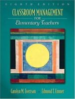 Classroom Management for Elementary Teachers [8th Edition] [ Evertson, Carolyn M