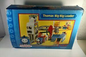 Thomas The Tank Engine Big Big Loader Motorized Train Set Tomy