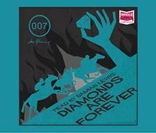 Diamonds Are Forever (Unabridged Audiobook) by Damian Lewis, Ian Fleming Audio