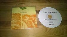 CD Indie Dan Mangan - Post-War Blues (1 Song) Promo CITY SLANG