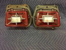 69 Ford Galaxie LTD Original Tail Lights 5