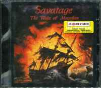 """SAVATAGE """"The Wake Of Magellan"""" CD-Album"""