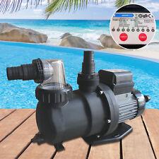 Ersatzpumpe 9,5m³ Sandfilteranlage Pool Pumpe  Sandfilter Filterkessel Poolpumpe
