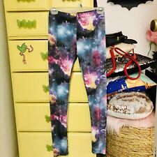 Galaxy Leggings, Size Small