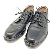 Dockers Gordon 090-2214 Black Leather Oxfords Lace Comfort Shoes Men's 13 M