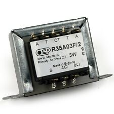 More details for 3w push-pull amplifier output transformer for ecl82/ ucl82 (oep r35a03f/2)