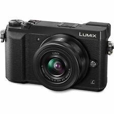 Panasonic LUMIX GX85K 16.0MP Digital Camera with 12-32mm lens EX+ Black