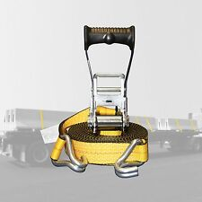 "Cargo Strap 2"" x 30' Ratchet Tie Down Straps 10000 lbs. DJ-Hook on Sale!!!!!!!!"