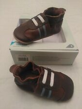 Bobux Tan Sport Baby Shoes Soft Sole NIB 9 - 15 Months