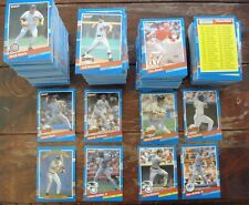 1991 Donruss Baseball - You Pick Any 25 Cards to Complete Your Set - Bonus Cards