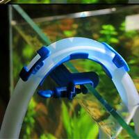 Fish Aquarium Filtration Water Pipe Filter Hose Holder for Mount Tube Tank #k