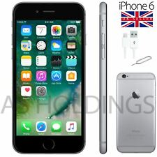 Apple iPhone 6 Space Grey 64GB Unlocked SIM Free Smartphone Good Condition UK