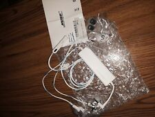 *NEW* Bose QuietComfort 20 Acoustic Noise Cancelling Headphones White Android